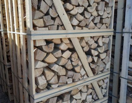 Mixed Hardwood Firewood (natural moisture)