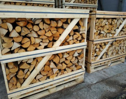 Kiln Dried Mixed Soft-leaved Firewood