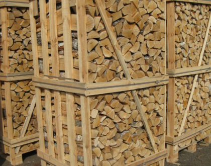 Birch Firewood (natural moisture)
