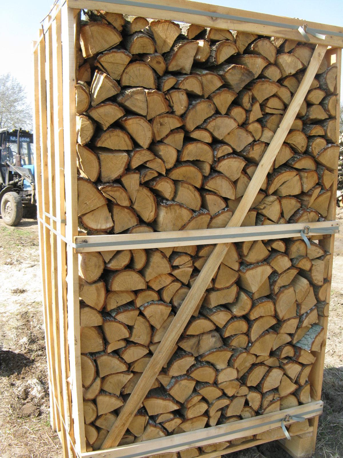 kiln dried logs bags