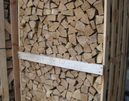 Oak Firewood (natural moisture)