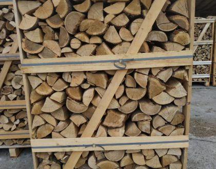 Kiln Dried Mixed Hardwood Firewood